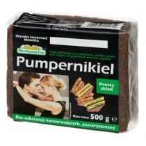 Mestemacher Pumpernikiel 500 g