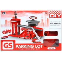 Parking Fire Brigade w pud.  40x27x8 CM559-12D MC Euro Trade