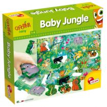 Puzzle Carotina. Baby Jungle