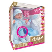 Lalka Bobas. Little Joy 46 cm Dolls World
