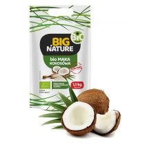 Big Nature Mąka kokosowa 1.1 kg Bio