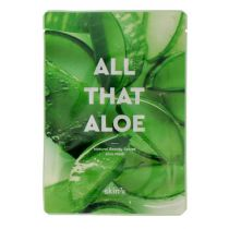 Skin 79 All that aloe maska w płacie z aloesem 25 g