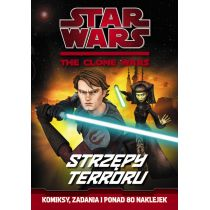Star Wars. The Clone Wars Strzępy terroru