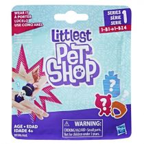 Figurka Littlest Pet Shop Blind Bag Pets seria 1