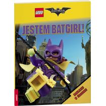 Lego Batman movie Jestem batgirl! LRR-451