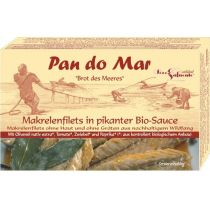 Pan Do Mar Makrela w pikantnym sosie 120 g bio