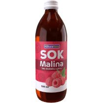 NaturAvena Sok z malin 500 ml