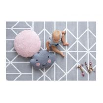 Toddlekind Mata do zabawy piankowa podłogowa Prettier Playmat Nordic Pebble Grey