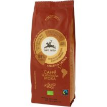 Alce Nero Kawa 100% arabica moka fair trade 250 g bio