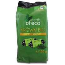 Earth Of Eco Krówki z chlorellą bio 150 g Bio