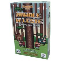 Timber Man Drwale w Lesie CUBE