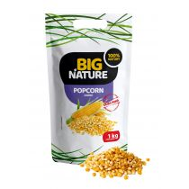 Big Nature Popcorn ziarno 1 kg
