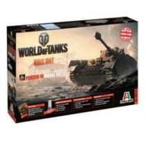 Panzer IV (World Of Tanks) Italeri