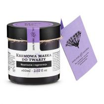 Make Me Bio Kremowa maska do twarzy 60 ml