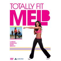 Mel B Totally Fit 1. DVD (różowa)