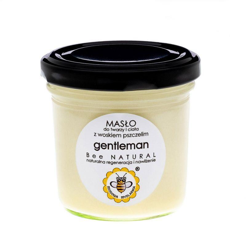 MIODOWA MYDLARNIA Masło do twarzy i ciała Gentelman 65 g