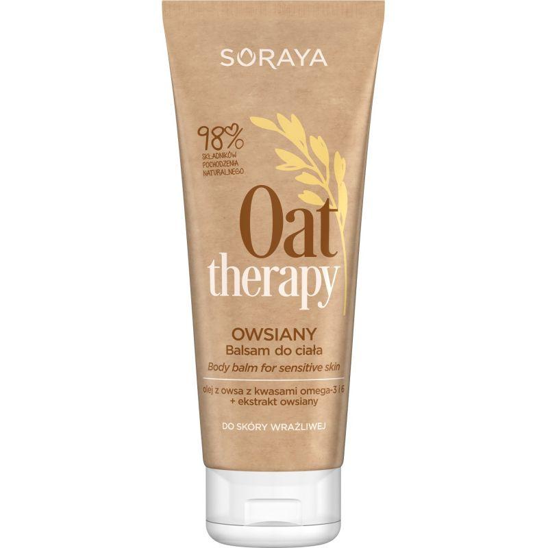 SORAYA Oat Therapy Balsam do ciała Owsiany 200 ml