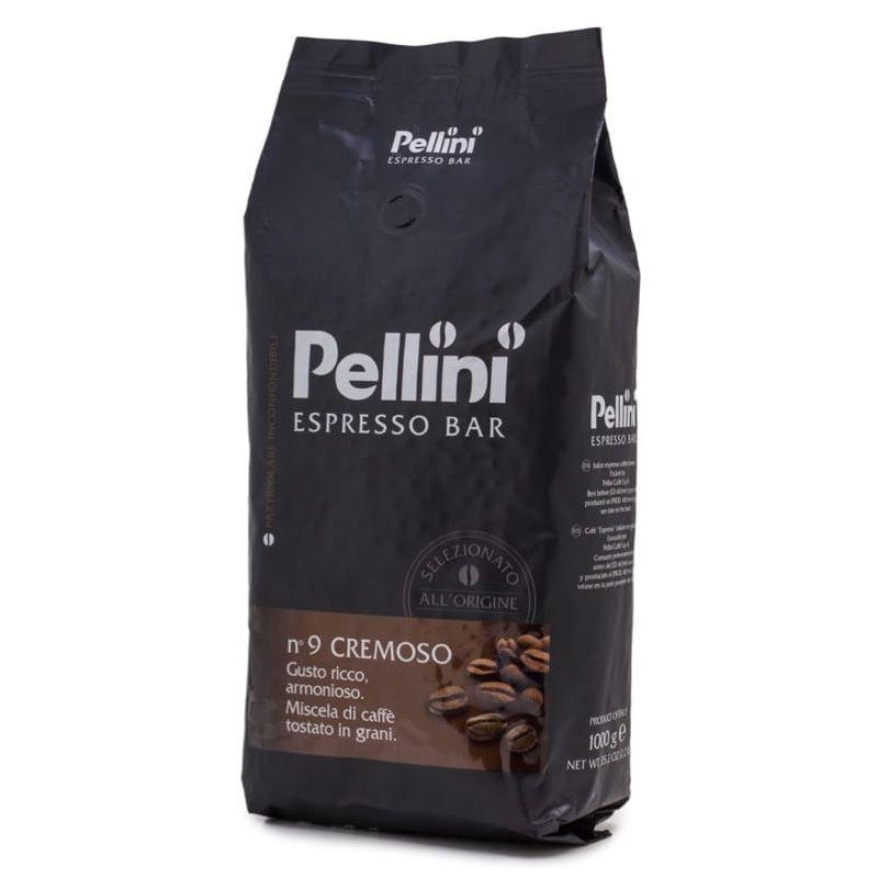 PELLINI Kawa ziarnista Espresso Bar Cremoso 1 kg