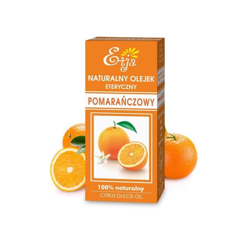 ETJA-OLEJKI Olejek pomarańczowy 10 ml