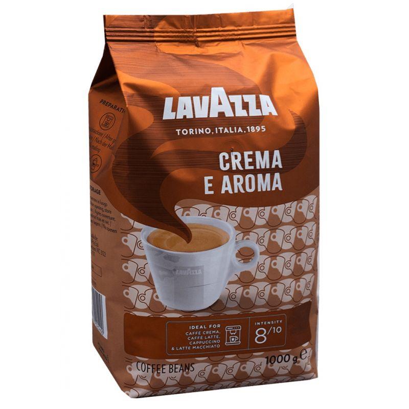 LAVAZZA Crema e Aroma Kawa ziarnista 1 kg